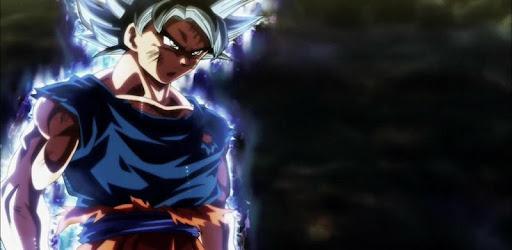 Descargar Ultra Instinct Goku Wallpaper Fanart Para Pc