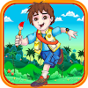 Diego In The Jungle Go Coloring APK