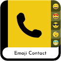 Emoji Contacts : Add Emojis To Contacts icon