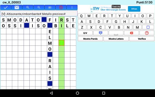 Best Italian Crossword Puzzles - Advanced Level 8.7 screenshots 14