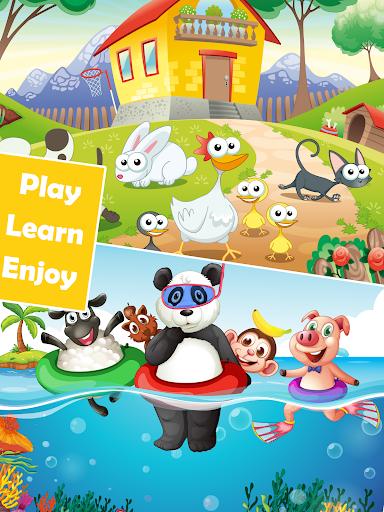 54 Animal Jigsaw Puzzles for Kids ud83eudd80 screenshots 16