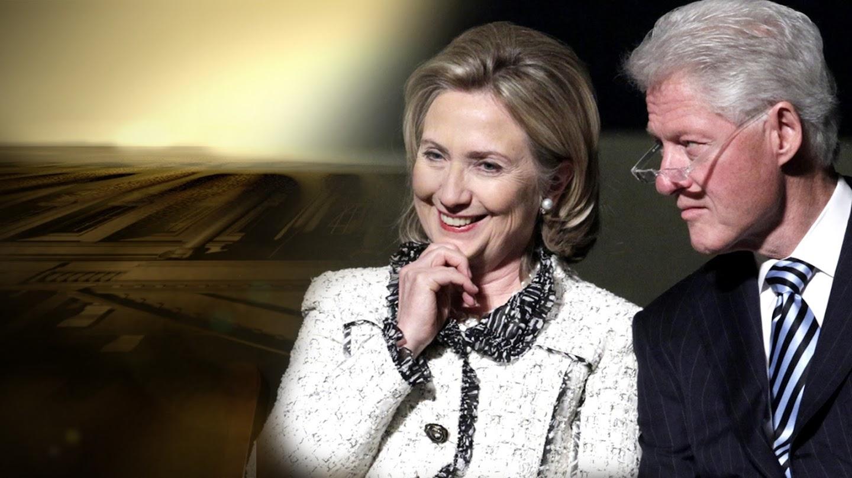Scandalous: The Clintons