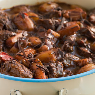 Beef and Chocolate Stew Recipe