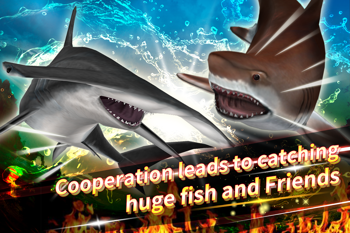 Fishing hero ace fishing game android apps on google play for Fishing video games