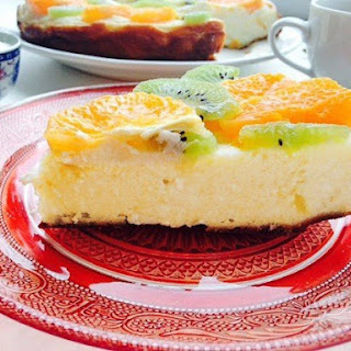 Cottage Cheese Casserole With Fruit