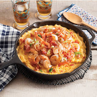 Shrimp and Grits Casserole.