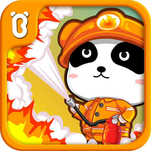 Little Panda Fireman (game)