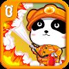 Aventure Panda Pompier - Éveil
