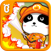 Little Panda Fireman MOD + APK
