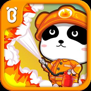 Little Panda Fireman for PC and MAC