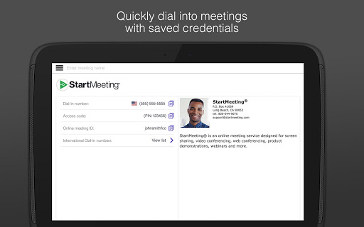 Start Meeting 4.3.1.1 screenshots 9
