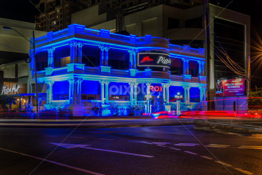 ROXY(Pizza Hut) in blue lights by Richard Chin - Buildings u0026 Architecture Public & ROXY(Pizza Hut) in blue lights | Public u0026 Historical | Buildings ... azcodes.com