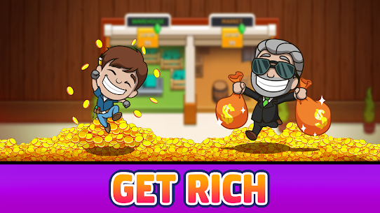Idle Factory Tycoon MOD Apk 2.3.0 (Unlimited Coins) 5