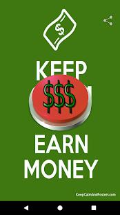 Money Sound Button - náhled