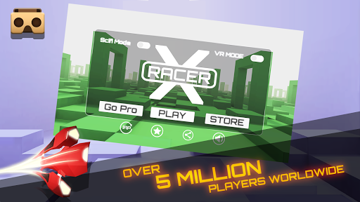 VR X-Racer - Aero Racing Games 6.1 Screenshots 1