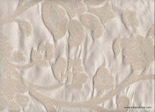 Photo: Royale 01 - MILANO – OFFWHITE BEIGE (100% Polyester)