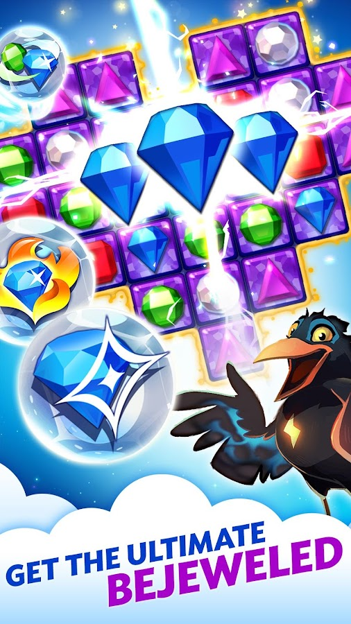Bejeweled Stars: Free Match 3- screenshot