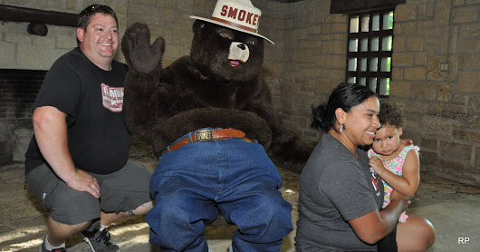 Smokey Bear Birthday Celebration 2016