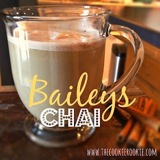 Baileys Chai.