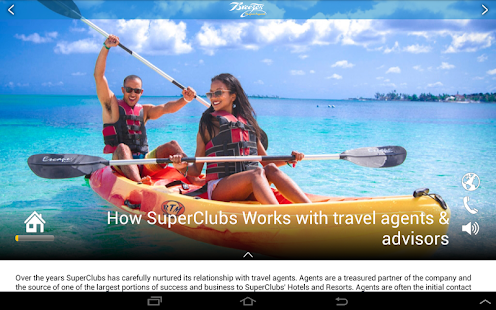 Breezes Resorts SuperAgent- screenshot thumbnail