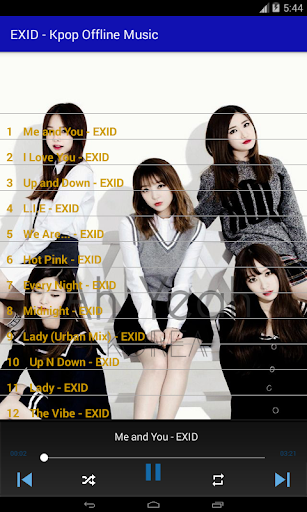 EXID - Kpop Offline Music cheat hacks