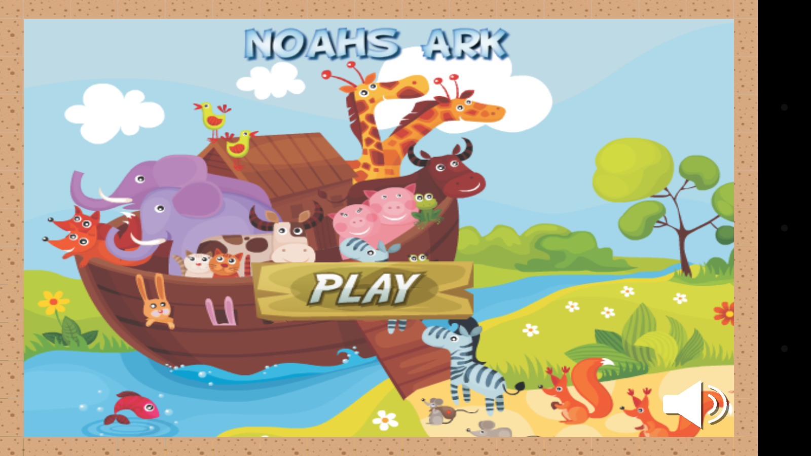 Noahs Ark- screenshot