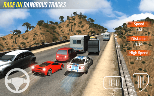 Turbo Highway Racer 2018 1.0.2 screenshots 2