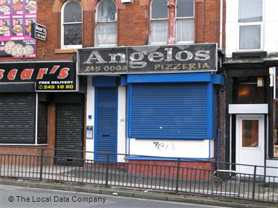 Angelos On Woodsley Road Fast Food Takeaway In Little