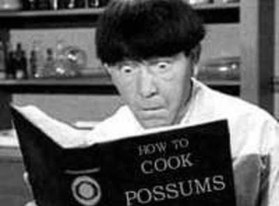Possum (1941 New American Cookbook)