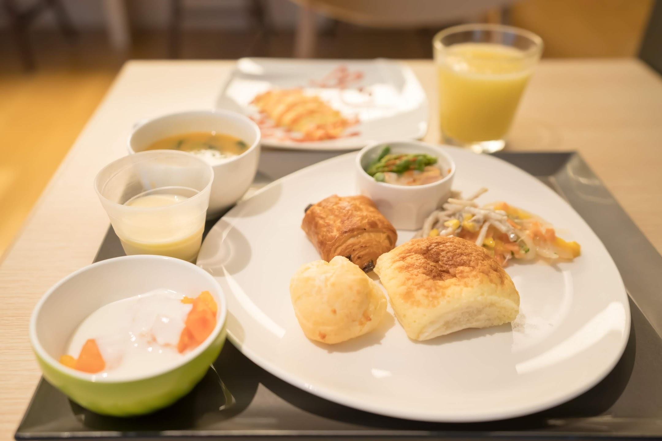 Kobe Motomachi Tokyu Rei Hotel breakfast2