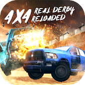 4x4 Real Extreme Derby Reloaded Car Crash 2018