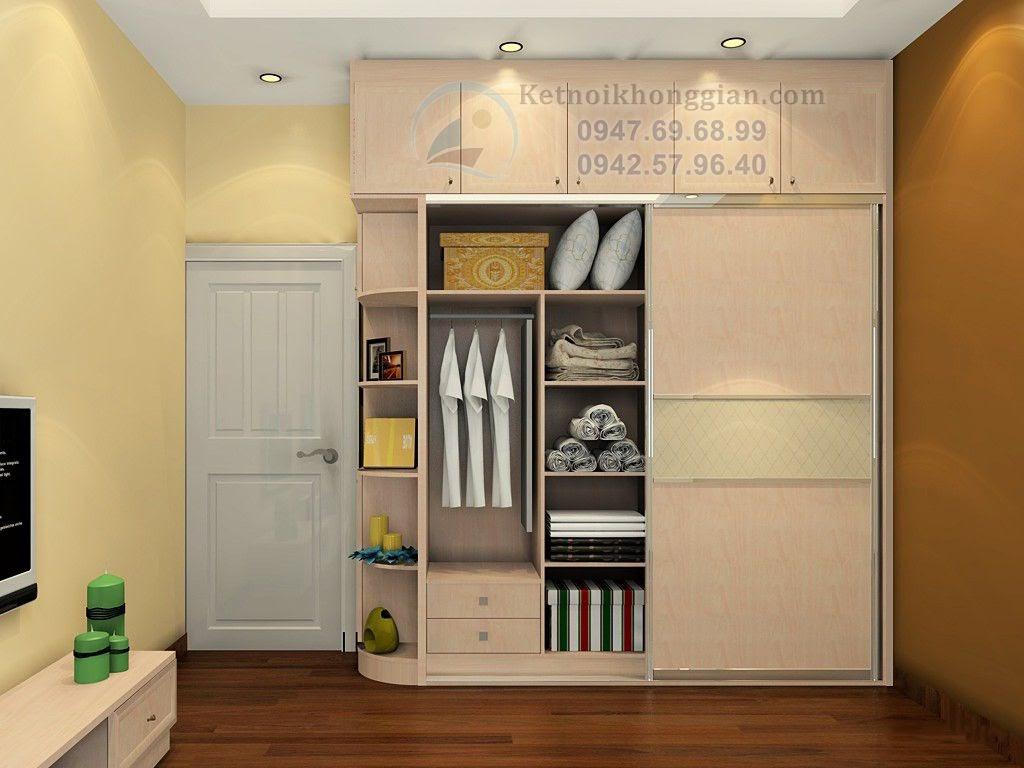 thiết kế phòng ngủ bắt mắt