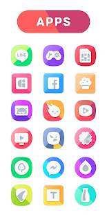 Corvy - Icon Pack Screenshot