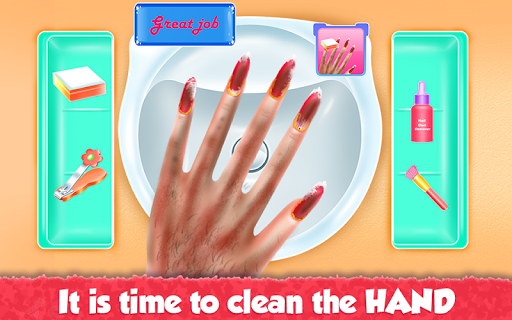 Download Beauty Girl at Nail Salon on PC & Mac with AppKiwi APK
