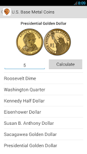 Coinflation Gold & Silver Apk Melt Values 5
