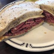 #10 Hot Pastrami (Full Sandwich)