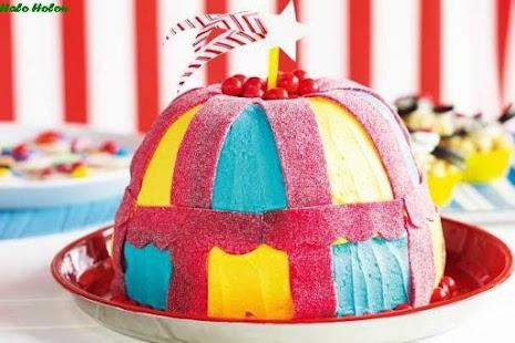 Narozeninový dort nápady - náhled