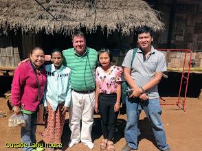 Photo: Dr Martin Kae Noi, Lahu village