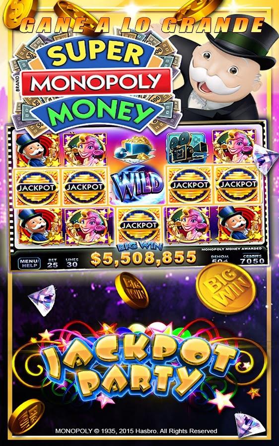 Descarga Slots Blue Diamond Party Casino Jackpot