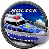 Emergency Police Boat Chase 3D