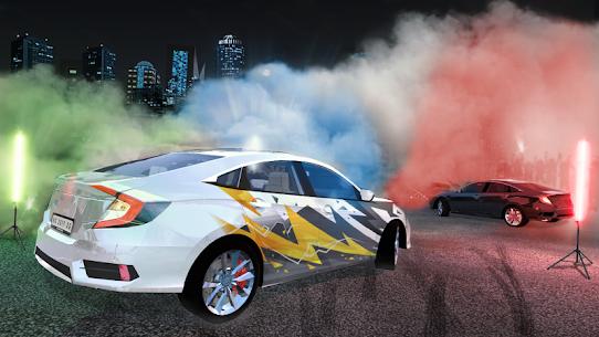 Car Simulator Civic: City Driving Mod Apk (No Ads) 6