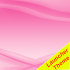 Rosa Stile GO Launcher icon