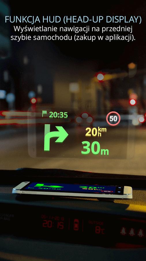 GPS Nawigacja i Mapy Sygic- screenshot