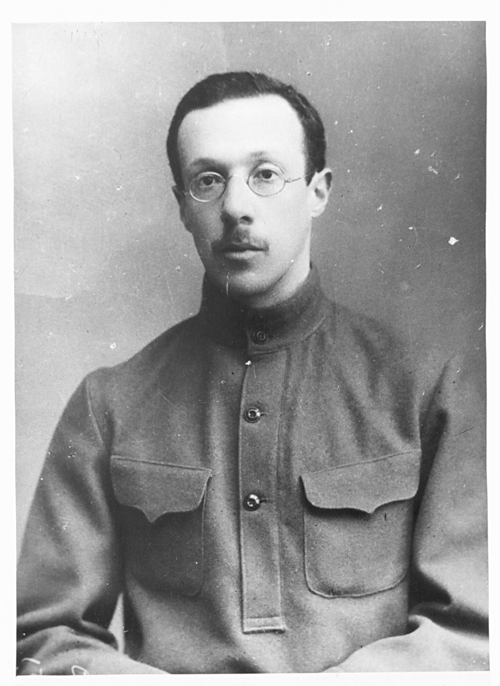 Photo: Лихтенштадт Владимир Осипович