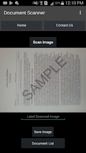 Turbo Scanner v6.1.0 by LineApps APK 6