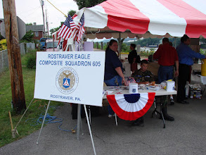 Photo: Rostraver Eagle Composite Squadron 605