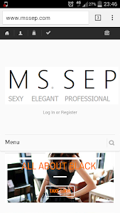 MSSEP Shopping Singapore screenshot 0