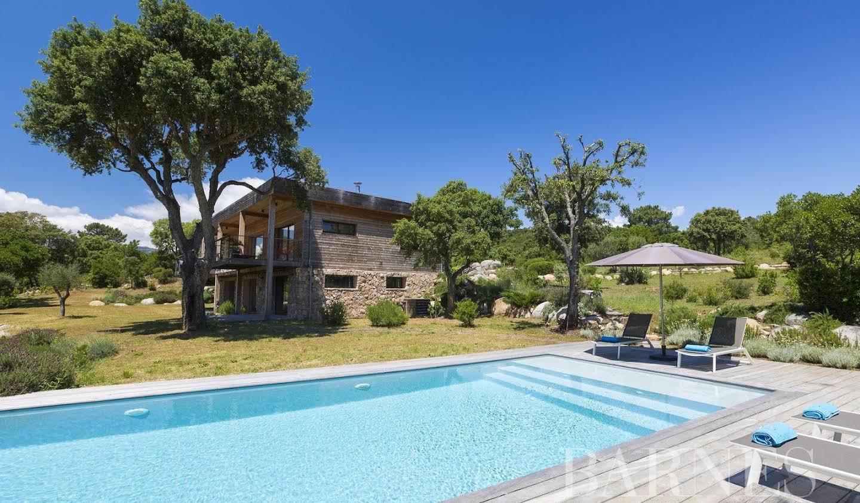 Maison avec piscine Lecci