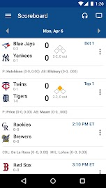 MLB.com At Bat Screenshot 2