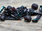 Ernstige crash legt laatste sessie tijdelijk lam, dominante Hamilton scoort nadien 3 op 3